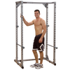 Image of Body Solid - Powerline Power Rack - ENVIOUS BODY