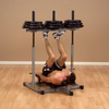 Image of Body Solid - POWER LINE VERTICLE LEG PRESS - ENVIOUS BODY