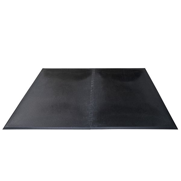 "Body Solid - 7'-6"" x 6' Rubber Lifting Platform, 3/4"" thick, bevel edge - ENVIOUS BODY"