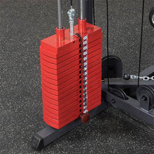 Body Solid - Premium Red 200 lb Weight Stack - ENVIOUS BODY