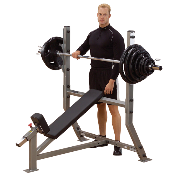Body Solid - INCLINE OLYMPIC BENCH - ENVIOUS BODY
