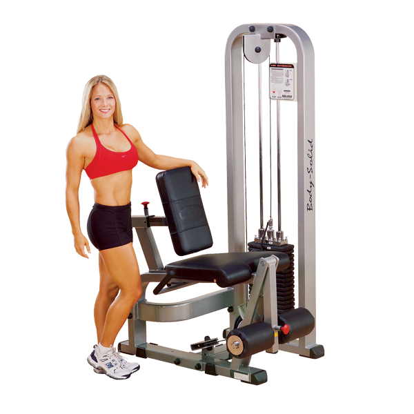 Body Solid - LEG EXTENSION MACHINE - ENVIOUS BODY