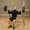 Image of Body Solid - SHOULDER PRESS OLYMPIC BENCH - ENVIOUS BODY