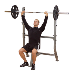 Image of Body Solid - SHOULDER PRESS OLYMPIC BENCH