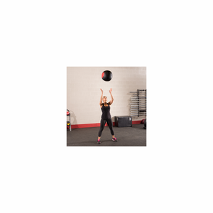 Body Solid - 6 LB SOFT MEDICINE BALL (WALL BALL) - ENVIOUS BODY