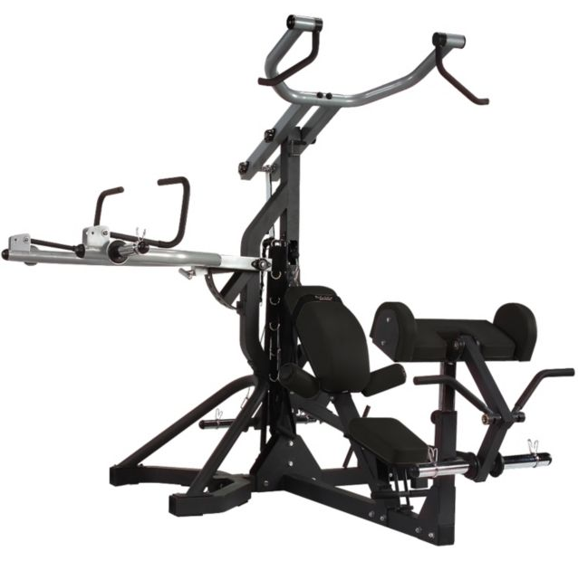 Body Solid - LEV GYM BASE FRAME - ENVIOUS BODY