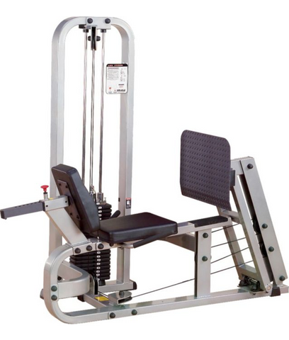 Body Solid - LEG PRESS MACHINE 310LB STACK - ENVIOUS BODY