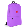 Image of Light Purple - Enviousbody Backpack - ENVIOUS BODY