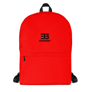 Red - Enviousbody Backpack