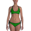 Image of Woman's - EnviousBody Green Bikini