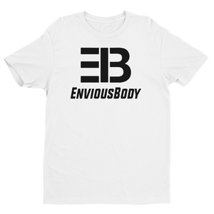 Men's - EnviousBody Cotton Fitted Short Sleeve T-shirt Big Collection