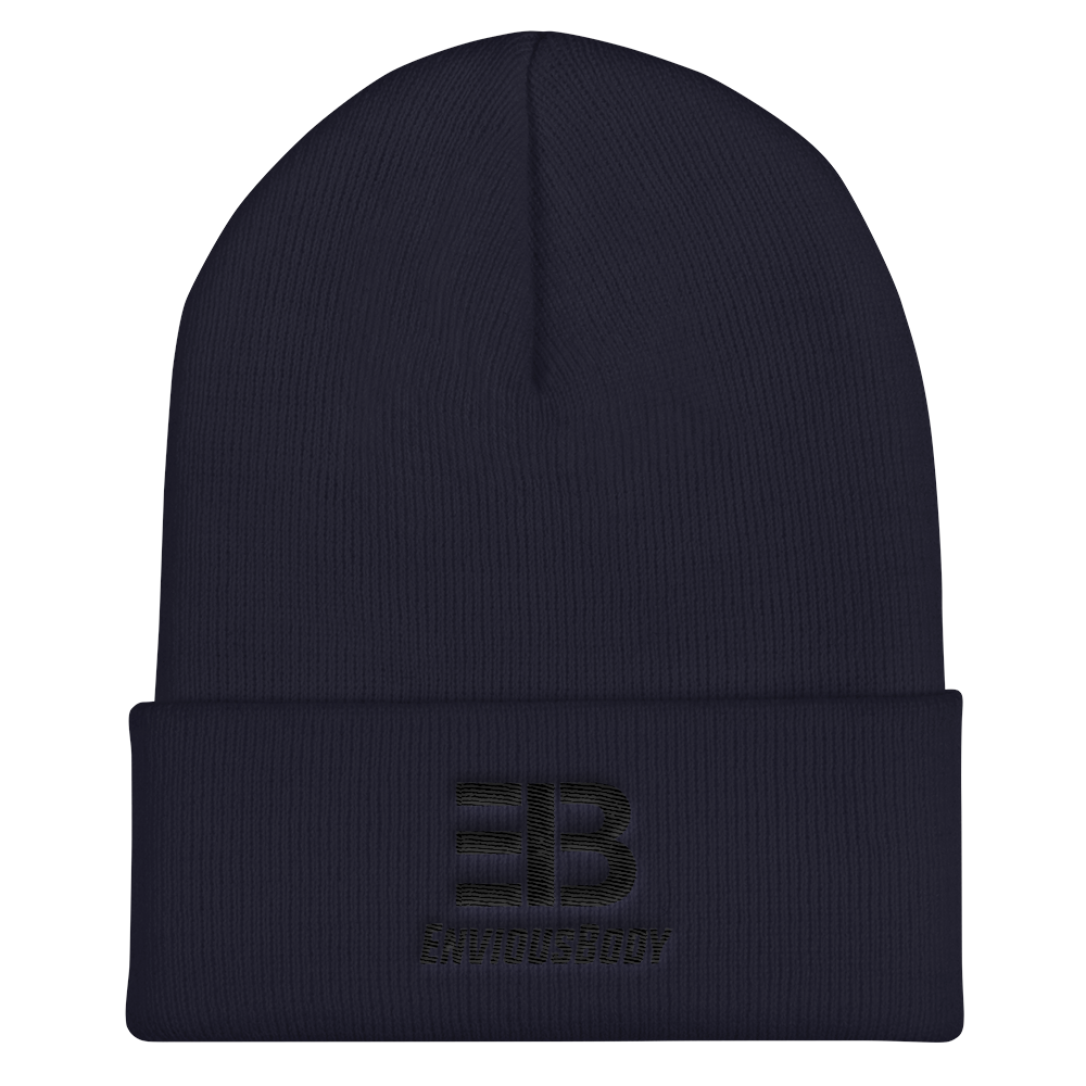 Cuffed Beanie - ENVIOUS BODY