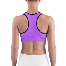Woman's - Light Purple EnviousBody Sports bra