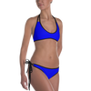 Image of Woman's - EnviousBody Blue Bikini