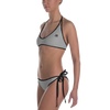 Image of Woman's - EnviousBody Dark Grey Bikini