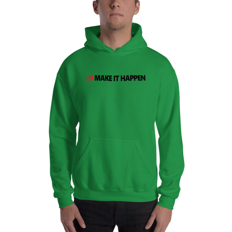 Men's - EnviousBody Heavy Blend Hoodie Side Look Make It Happen Collection