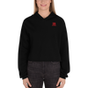 Image of Woman's - Enviousbody Crop Hoodie