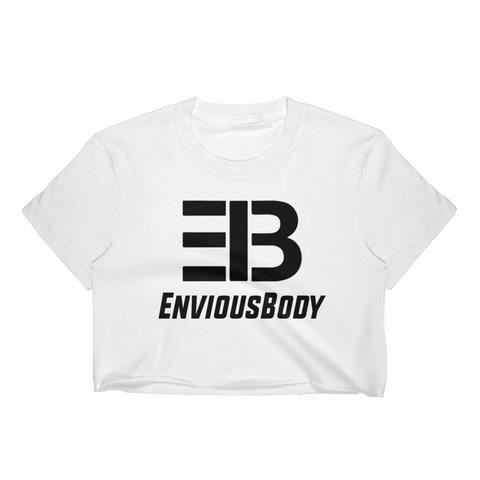 Women's - EnviousBody Crop Top Big Collection