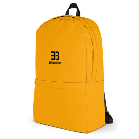 Orange - Enviousbody Backpack