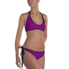 Image of Woman's - EnviousBody Purple Bikini
