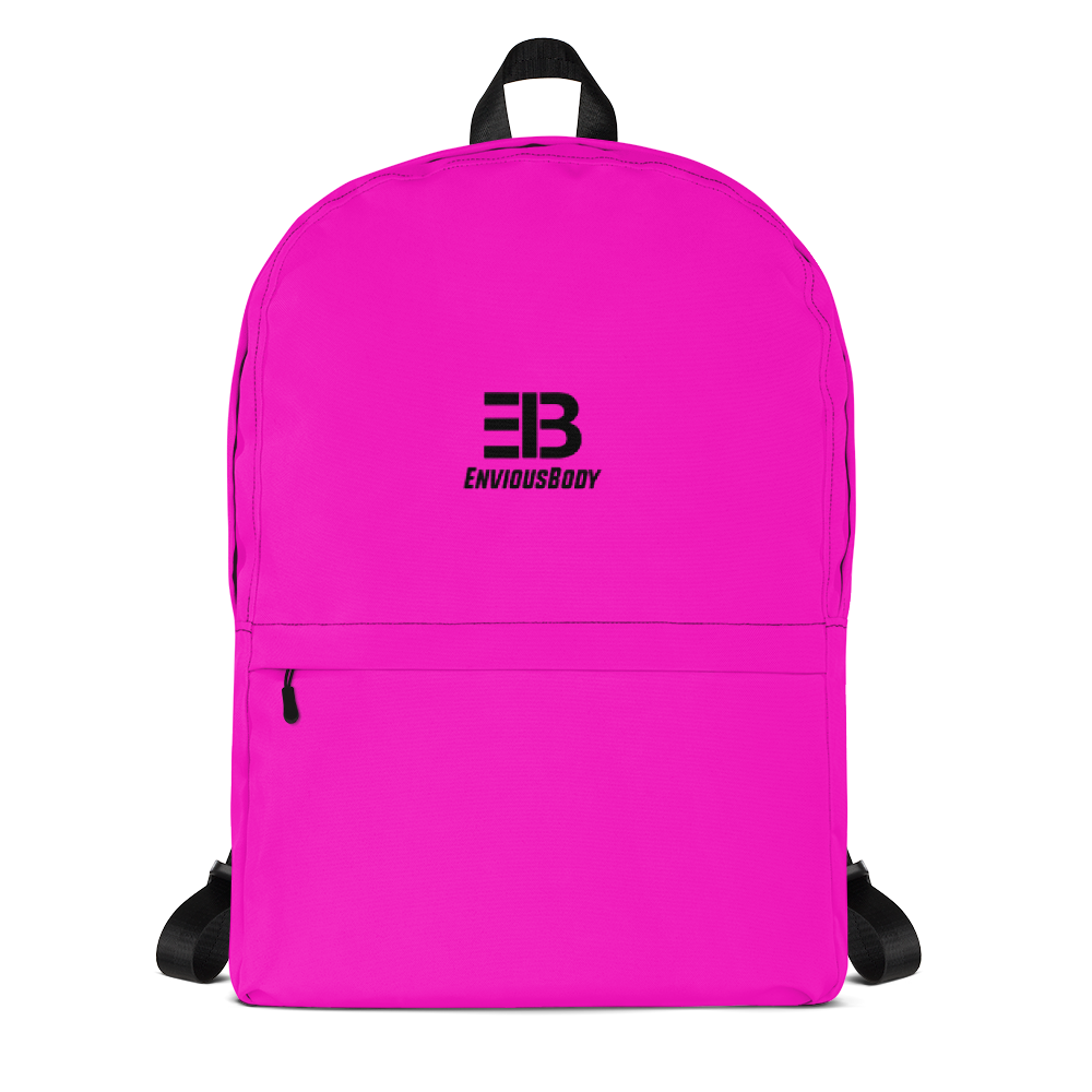 Pink - Enviousbody Backpack