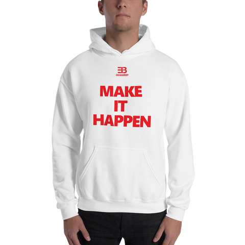 Men's - Enviousbody Heavy Blend Hoodie Make It Happen Collection