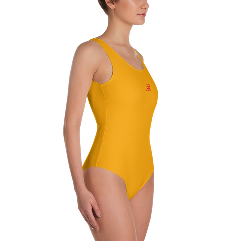 Woman's - orange EnviousBody swimwear