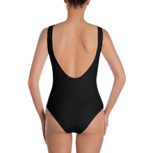 Black - One-Piece Swimsuit - ENVIOUS BODY