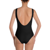 Image of Black - One-Piece Swimsuit - ENVIOUS BODY