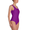 Image of Woman's - Purple EnviousBody swimwear