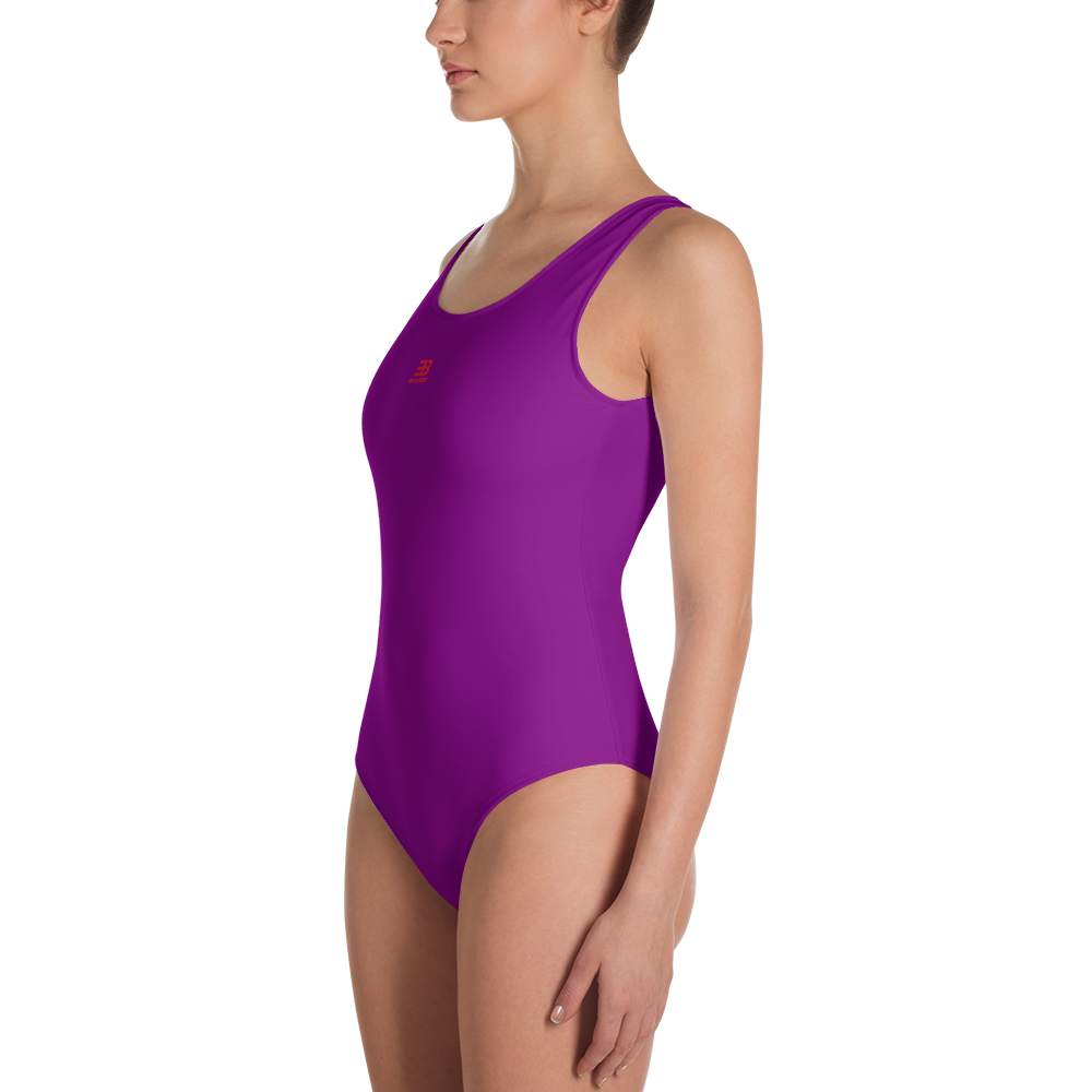 Woman's - Purple EnviousBody swimwear