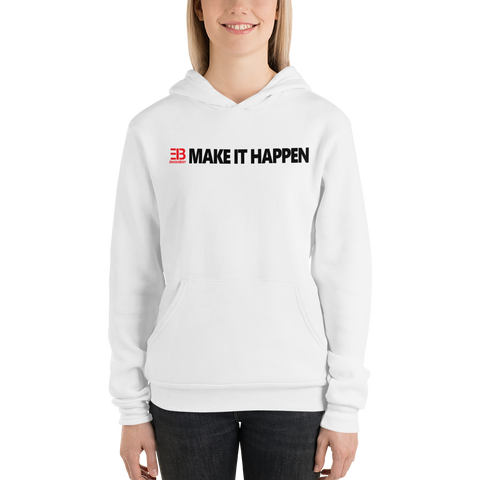Woman's - Enviousbody Hoodie Side Look Make It Happen Collection