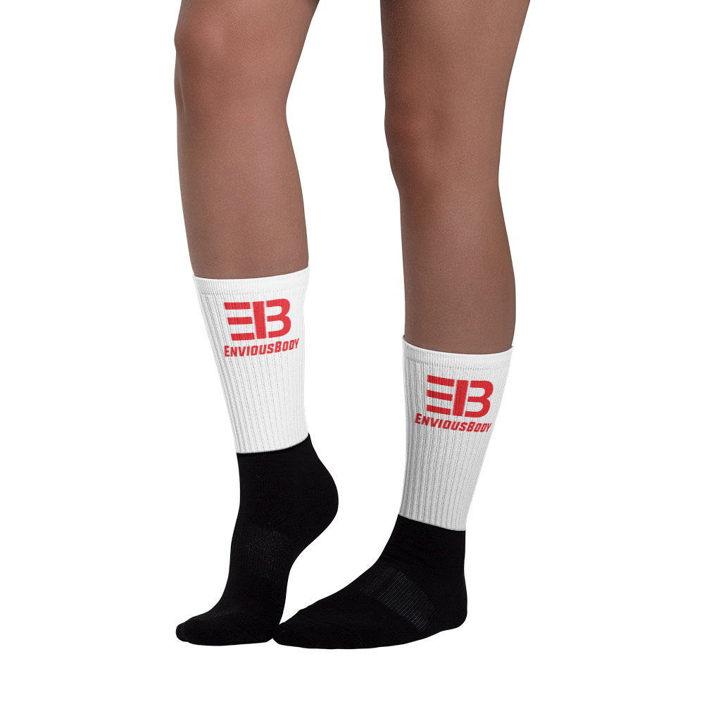 Woman's - EnviousBody Long Socks