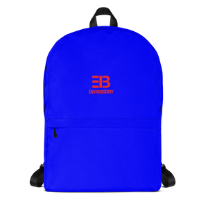 Blue - Backpack - ENVIOUS BODY