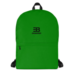Green - Enviousbody Backpack