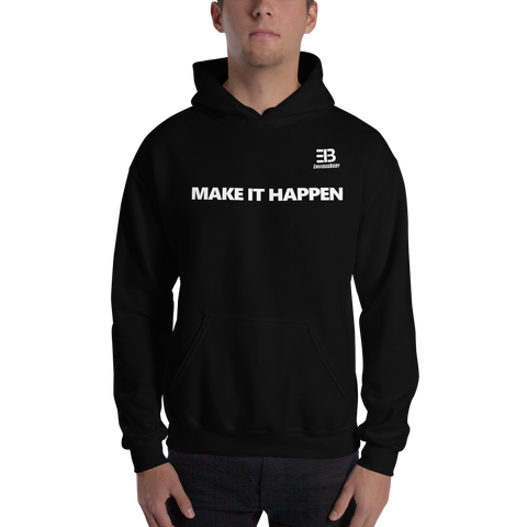 Men's - Enviousbody Heavy Blend Hoodie Fresh Look Make It Happen Collection