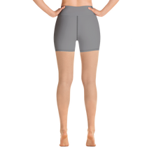 Dark Grey - Women's Yoga Shorts - ENVIOUS BODY