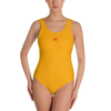 Image of Woman's - orange EnviousBody swimwear