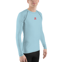 Men's - Light Blue EnviousBody Rash Guard