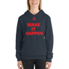 Image of Woman's - EnviousBody Hoodie Make It Happen Collection