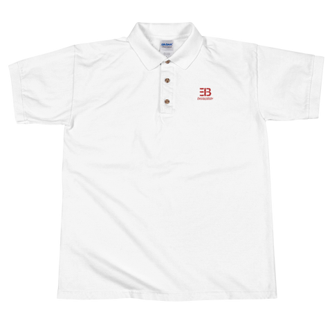 Men's - Enviousbody Embroidered Polo Shirt