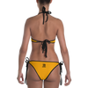 Image of Woman's - EnviousBody Orange Bikini