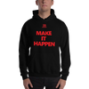 Image of Men's - Enviousbody Heavy Blend Hoodie Make It Happen Collection