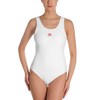 Image of Woman's - White EnviousBody swimwear