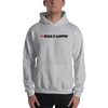 Image of Men's - EnviousBody Heavy Blend Hoodie Side Look Make It Happen Collection