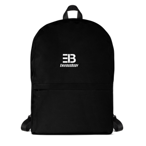 Black - Enviousbody Backpack - ENVIOUS BODY