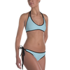 Image of Woman's - EnviousBody Light Blue Bikini