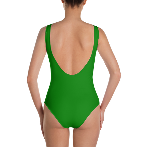 Woman's - Green EnviousBody swimwear