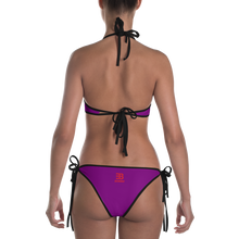 Woman's - EnviousBody Purple Bikini