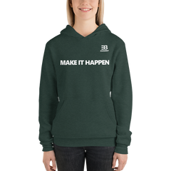 Woman's - Enviousbody Hoodie Fresh Look Make It Happen Collection